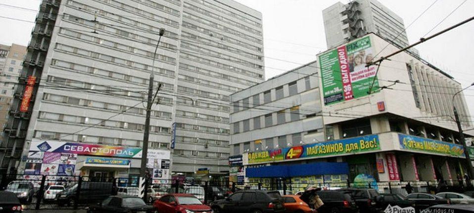 9444ed282603 Рынок в гостинице Севастополь ( торговый центр Севастопольский ...