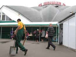 Даниловский рынок на Тульской 3