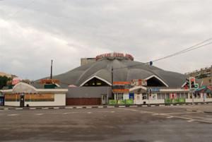 Даниловский рынок на Тульской