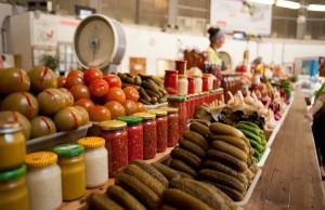 Даниловский рынок на Тульской 7
