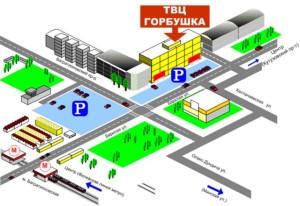 ТЦ Горбушкин двор (Рынок Горбушка)