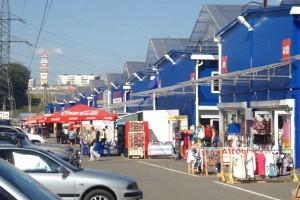 Вещевой рынок «Славянский мир» 41 км МКАД 6
