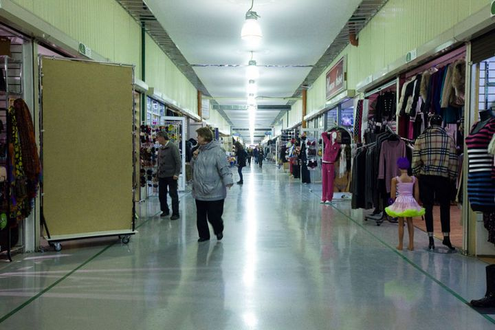 Женская Одежда Большого Размера На Рынке Савеловский