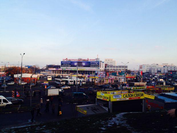 Авторынка Южный порт в Москве, время работы, адрес, цены 1