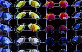 Как продают подделки очков. Отзыв о магазине sunglasses-store.ru