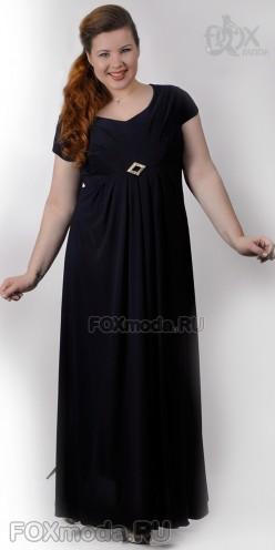 Длинные женские платья тк Садовод 30А Image