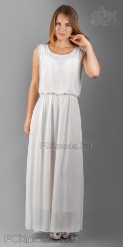 Белые платья тк Садовод 30А Image