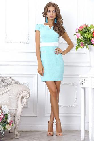 Летние женские платья. ТК Дубровка 13с3 Image