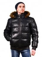 Мужские зимние кожаные куртки. ТК Дубровка 8/226 Image