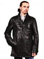 Мужские осенние кожаные куртки. ТК Дубровка 8/226 Image